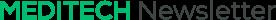 MEDITECH-Newsletter-Logo